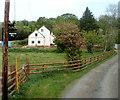 SO4910 : Wonastow Mill, Mitchel Troy by Jaggery
