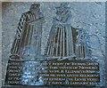 TR0624 : Brass to Smyth family, St Nicholas' church, New Romney by Julian P Guffogg