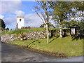 NY6208 : Orton Church Path by Gordon Griffiths
