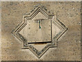 SK9339 : Sundial on a house in Belton by J.Hannan-Briggs