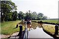 SJ6049 : Llangollen Canal south from Baddiley No1 Lock by Jo Turner