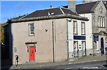 NT2540 : Bank House, Peebles by Jim Barton
