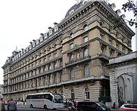 TQ2879 : Grosvenor Hotel, Buckingham Palace Road by Stephen Richards