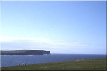 HY2328 : Brough of Birsay: view southwards over Birsay Bay by Christopher Hilton