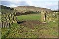 SK0066 : Open gateway above the Dane Valley by Bill Boaden