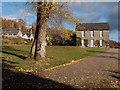 NN6159 : Craiganour Lodge by Trevor Littlewood