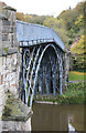 SJ6703 : The Iron Bridge, Ironbridge by Chris Allen