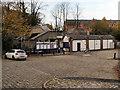 SJ8478 : Alderley Edge, The Railway Station by David Dixon