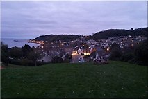SS6188 : The Mumbles from Oystermouth Castle by Rob Farrow