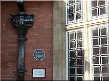 SJ3384 : Hulme Hall, Port Sunlight by Peter Barr