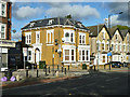 TQ3091 : House on the corner, N22 by Robin Webster