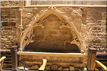 SK9136 : The Harrington Tomb, St Wulfram's church, Grantham by J.Hannan-Briggs