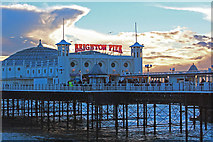 TQ3103 : Palace Pier by Oast House Archive