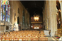 SK9136 : North Aisle, St Wulfram's Church, Grantham by J.Hannan-Briggs