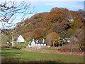 NR7993 : Hillside near Crinan by sylvia duckworth