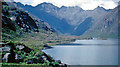NG4820 : South west shore of Loch Coruisk by Ben Brooksbank