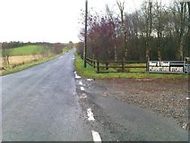 H5475 : Loughmacrory Road, Oxtown by Kenneth  Allen