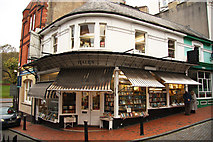 TQ5838 : Hall's Bookshop by Richard Croft