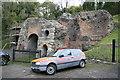 SJ6703 : Bedlam Furnaces, Ironbridge by Chris Allen