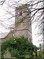 SX9499 : Parish Church of St Mary, Rewe by Derek Harper
