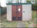SE1424 : Electricity Substation No 1707 - Smith House Lane by Betty Longbottom