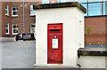 J0757 : GR wall box, Lurgan by Albert Bridge