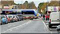 J0758 : William Street level crossing, Lurgan by Albert Bridge
