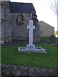 NZ3745 : War Memorial, South Hetton by JThomas