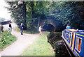 SE0523 : Sowerby Long Bridge No.2 Rochdale Canal by Jo Turner