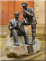 SJ9698 : Jack Judge Statue by David Dixon