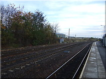 NZ4518 : Railway heading east from Thornaby Station by JThomas