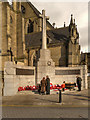 SD8010 : Bury War Memorial by David Dixon