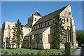 SE2955 : St Wilfrid's church, Harrogate by Dave Kelly