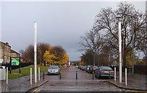 NS5964 : Glasgow Green Gate by Thomas Nugent