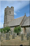 SS6243 : St Thomas's church, Kentisbury by Dave Kelly