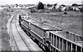 R5755 : Shale train, Limerick by Albert Bridge