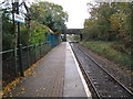 ST1680 : Birchgrove railway station, Cardiff by Nigel Thompson
