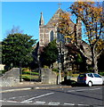 ST6070 : St Martin's Church, Knowle, Bristol by Jaggery