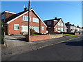 ST6070 : Greenwood Road houses, Knowle, Bristol by Jaggery
