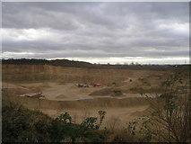 SE5114 : Barnsdale Quarry by John Slater
