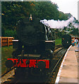SE0335 : USATC S160 Class 2-8-0 5820 at Oxenhope, Keighley and Worth Valley Railway by Phil Champion