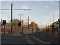 SJ9098 : Droylsden, Ashton Road by David Dixon