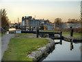 SJ8898 : Ashton Canal, Lock 11 at Clayton Junction by David Dixon