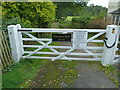 SJ7966 : Entrance to Davenport Hall estate from Swettenham by Anthony O'Neil