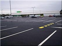 J0154 : Asda Supermarket by P Flannagan
