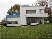 SX7962 : High Cross House, Dartington - from south by David Hawgood