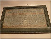 SY6778 : Inside Holy Trinity, Weymouth (b) by Basher Eyre