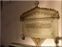 SY6778 : Inside Holy Trinity, Weymouth (d) by Basher Eyre