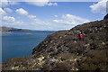 NB2101 : Coastal path from Molinginish by Tom Richardson