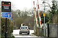 J1885 : Islandreagh level crossing, Dunadry (2) by Albert Bridge